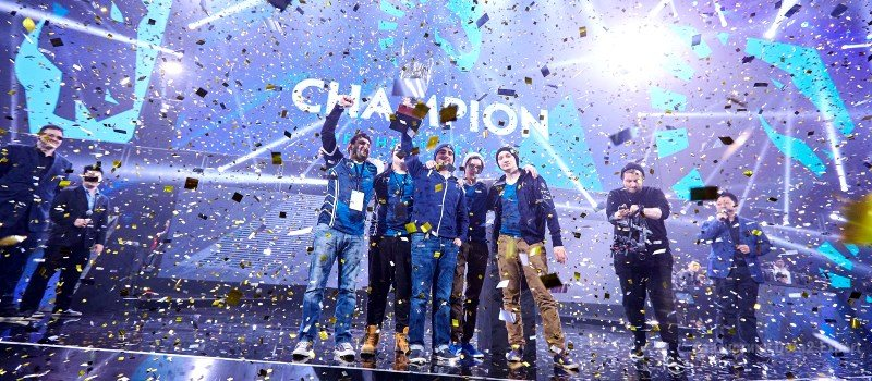 Команда Team Liquid победители StarSeries 3, Kuroky, Miracle, GH, Matumbaman