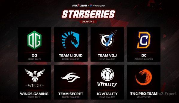 Участники Play-Off StarLadder i-League StarSeries 3 Season, финал