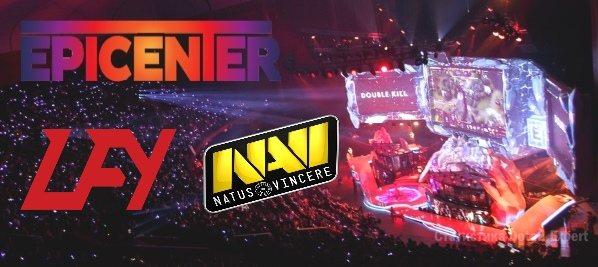 Epicenter Moscow 2017 Navi vs LFY Dota 2
