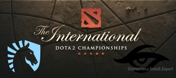 Прогноз Team Liquid vs Team Secret На сегодня 8 августа 2017, TI7