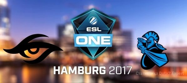 Secret Newbee прогноз 27.10.2017 ESL One Hamburg Dota 2