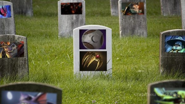 Патч 7.07 RIP Talon and Poor Man Shield