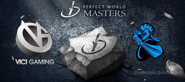 Прогноз Newbee Vici Gaming на финал Perfect World Minor 2017 на 26 ноября 2017