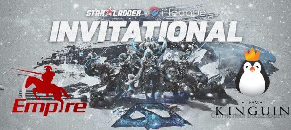 Team Empire vs Kinguin on StarLadder Season 4