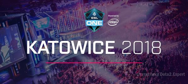 Прогноз Team Liquid vs OG, ESL One Katowice, 22 февраля 2018