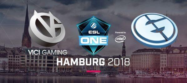 Прогноз ЕГ Вичи гейминг на 24 октября 2018 ЕСЛ Гамбург