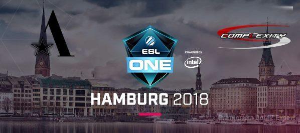 Team Aster vs Complaxity прогноз ESL One Hamburg на 24 10 2018
